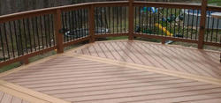 Deck Balcony Flooring