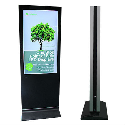 display stands led