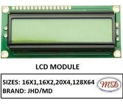 LCD 16x2 Display