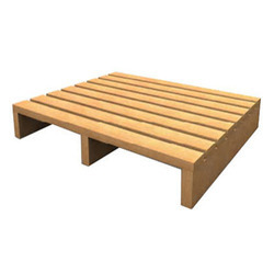 Two Way Entry Pallet