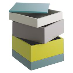 Multi Colour Carton Box