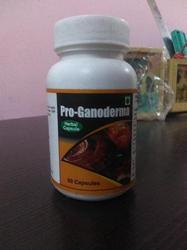 Ganoderma Capsules - 60 Caps (500mg)