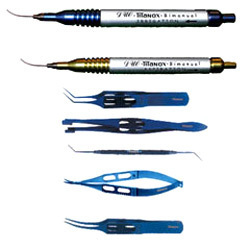 Ophthalmic Micro Surgery Titanium Instruments