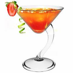 Dizzy Cocktail Glass -Polycarbonate