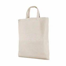 Plain Cotton Cloth Shopping Bag