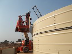 Re-Locating Water Tank Services