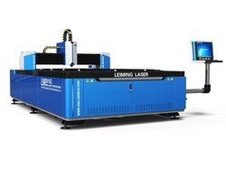 LM3015G  Fiber Laser Cutting Machine For Metal Plates