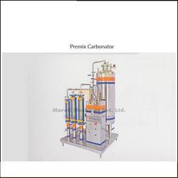 Industrial Semi Automatic Soda Soft Drink Plant