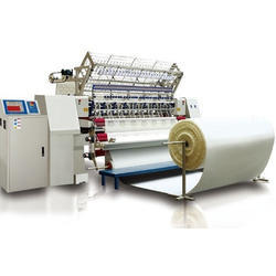 Industrial Multi Needle Quilting Machine
