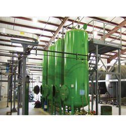 Ions Exchange Plant