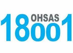 OHSAS 18001 certification process procedure India