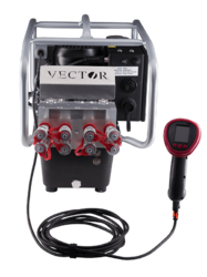 Vector Hydraulic Pump