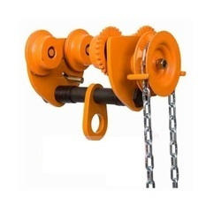 4 Pulley Type Bottom Hook Assembly