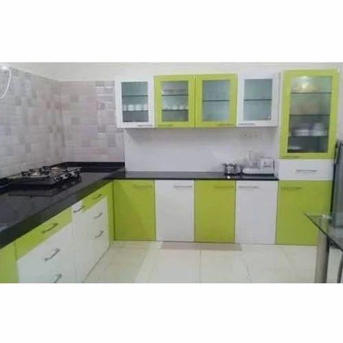 Modular Kitchen Designs With Price In Pune: Glass Top Modular Kitchen Manufacturer