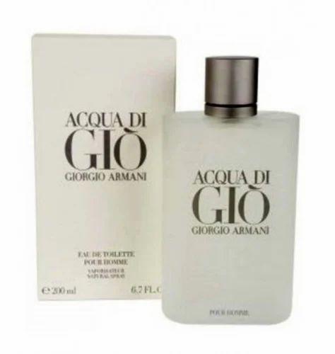 Perfumes Acqua Di Gio 200 Ml By Giorgio Armani For Men Wholesale
