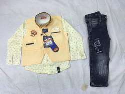 Ethnic Jacket Suit