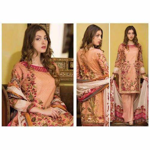 d25ea1108c Lawn Suits - Designer Lawn Suit Wholesaler from New Delhi