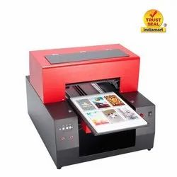 A3 UV Flatbed Printer Wood Printing Machine
