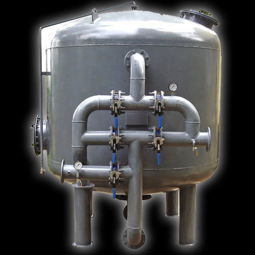 Pressure Sand Filter Exporter From Vasai