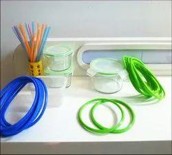 Plastic Box Silicone Rubber Ring