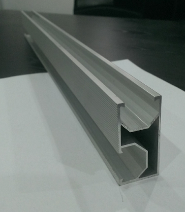 Double Side Mounting Rail For Solar Module