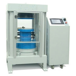 High Capacity 4 Column Automatic Compression Testing Machine