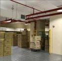 Mezzanine Goods Lift