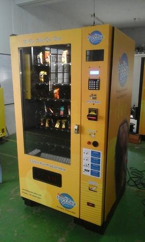 Smart Customized Vending Machines Smart Vegetable Vending Machine