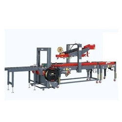 Online Taping Strapping System
