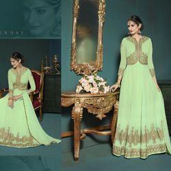 Fancy Designer Anarkali Suit