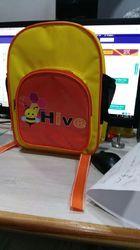 Nylon small School backpack_