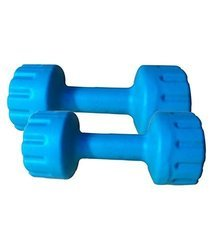 Presto PVC Sand Filled Dumbbells