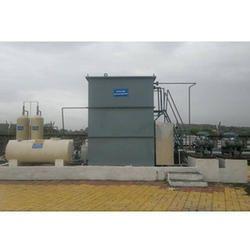 Semi-Automated Packaged Sewage Treatment Plant