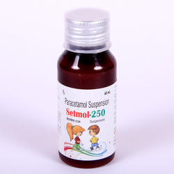 Paracetamol-250 Mg Suspension In 60 Ml