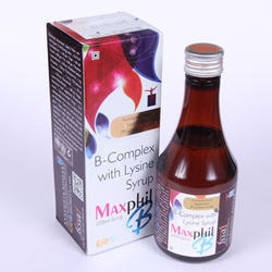 B- Complex With Lysine (with Zero Fat) Syrup