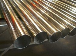 Stainless Steel Welded Electropolished Pipe