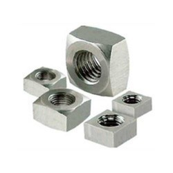 Mild Steel Square Nuts