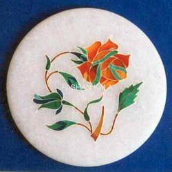 Stone Decorative Coaster