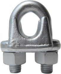 Galvanized U Clamps