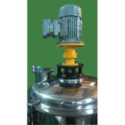Chemical Mixing Machine With Speed Control With Drive System