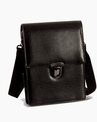 Black Ladies Leather Purse