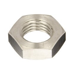 SS Hex Thin Nut
