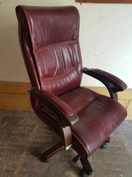 Executive Brown Designer Chair