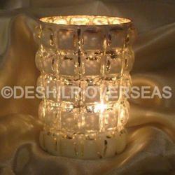 Silver Candle Votive