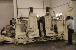 Pharmaceutical Plant Machinery Shifting