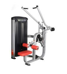 Seated Pull-Down Fitness Machine