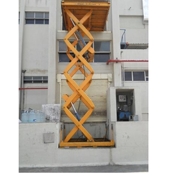High Rise Scissors Lift