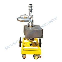 Trolley Type Portable Oscillating Water Monitor