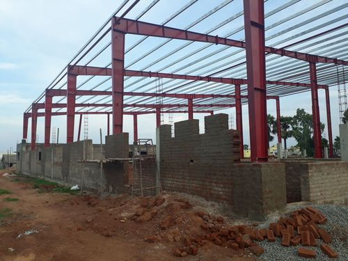 Bharathi Steel Building Solutions, Chennai   Manufacturer Of Industrial Roofing  Shed And Pre Engineering Buildings