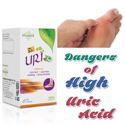 Dangers of High Uric Acid